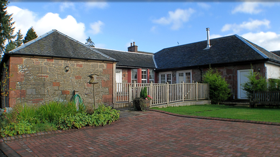 Auchendennan Farm Cottage Loch Lomond
