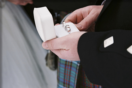 Weddings at our Loch Lomond Accommodation